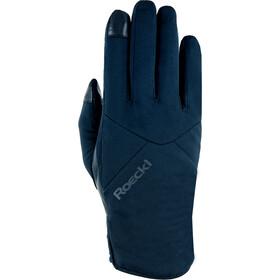 Roeckl Kochel Winddichte Handschoenen, zwart